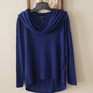 Metaphor Cowl Top - Medium